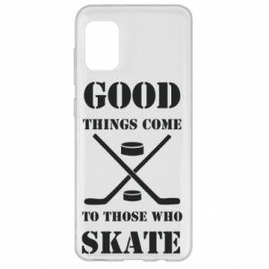 Samsung A31 Case Good skate