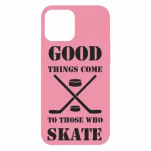 iPhone 12 Pro Max Case Good skate