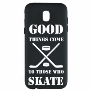 Phone case for Samsung J5 2017 Good skate
