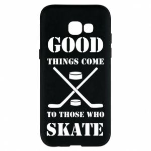 Phone case for Samsung A5 2017 Good skate