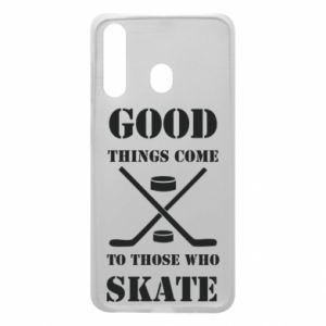 Phone case for Samsung A60 Good skate
