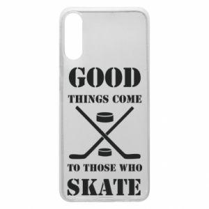 Phone case for Samsung A70 Good skate