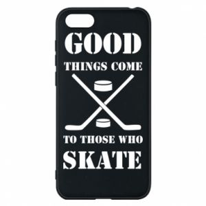 Phone case for Huawei Y5 2018 Good skate