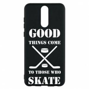 Etui na Huawei Mate 10 Lite Good skate - PrintSalon