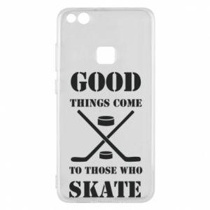 Phone case for Huawei P10 Lite Good skate