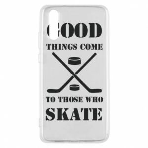 Phone case for Huawei P20 Good skate