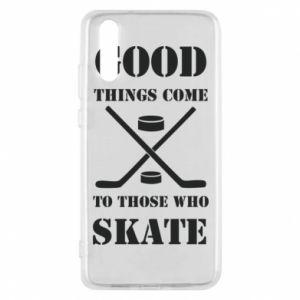Etui na Huawei P20 Good skate - PrintSalon
