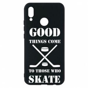 Huawei P20 Lite Case Good skate