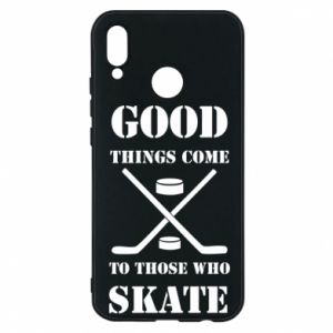 Phone case for Huawei P20 Lite Good skate