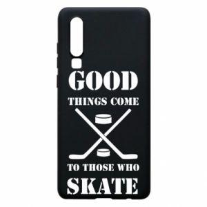 Etui na Huawei P30 Good skate - PrintSalon
