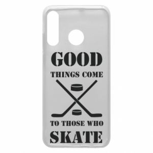 Phone case for Huawei P30 Lite Good skate