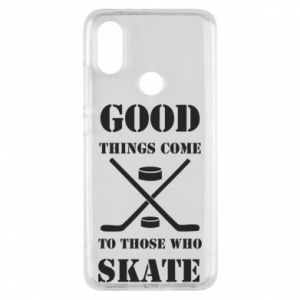 Phone case for Xiaomi Mi A2 Good skate
