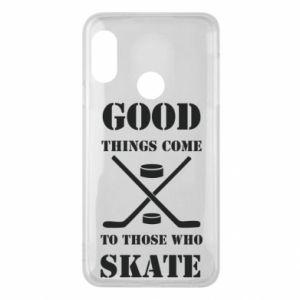 Phone case for Mi A2 Lite Good skate