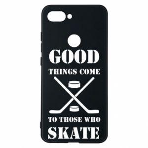 Phone case for Xiaomi Mi8 Lite Good skate