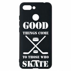 Phone case for Xiaomi Redmi 6 Good skate