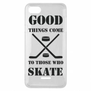 Phone case for Xiaomi Redmi 6A Good skate