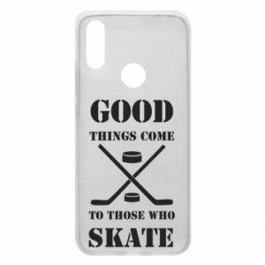 Phone case for Xiaomi Redmi 7 Good skate