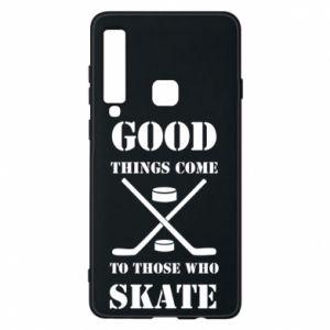 Phone case for Samsung A9 2018 Good skate