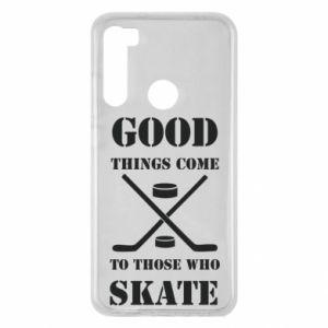 Xiaomi Redmi Note 8 Case Good skate