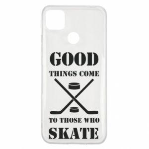 Xiaomi Redmi 9c Case Good skate