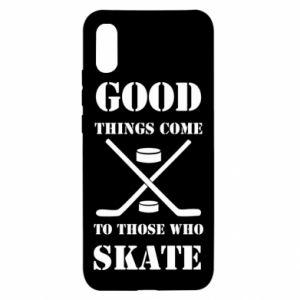 Xiaomi Redmi 9a Case Good skate