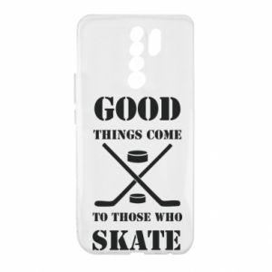 Xiaomi Redmi 9 Case Good skate