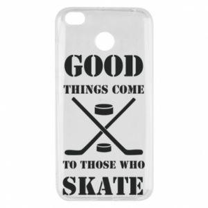 Xiaomi Redmi 4X Case Good skate