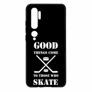 Xiaomi Mi Note 10 Case Good skate