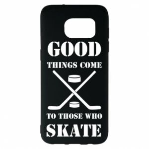 Samsung S7 EDGE Case Good skate