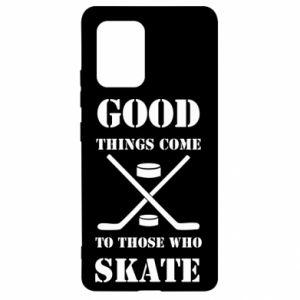 Samsung S10 Lite Case Good skate
