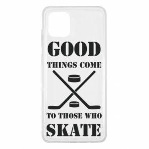 Samsung Note 10 Lite Case Good skate