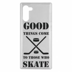 Samsung Note 10 Case Good skate