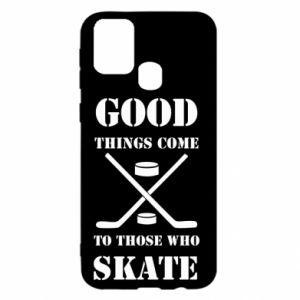 Samsung M31 Case Good skate