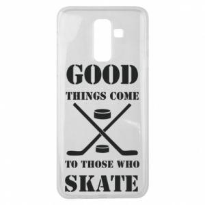 Samsung J8 2018 Case Good skate