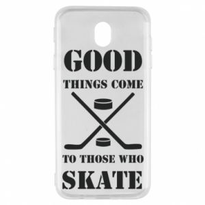 Samsung J7 2017 Case Good skate