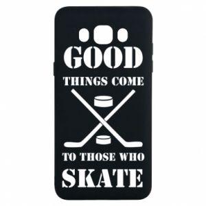 Samsung J7 2016 Case Good skate