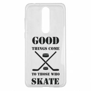 Nokia 5.1 Plus Case Good skate