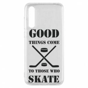Huawei P20 Pro Case Good skate