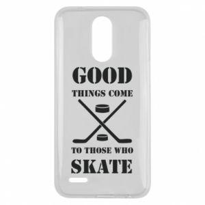 Lg K10 2017 Case Good skate
