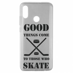 Huawei Honor 10 Lite Case Good skate