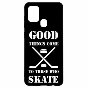 Samsung A21s Case Good skate