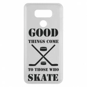 LG G6 Case Good skate