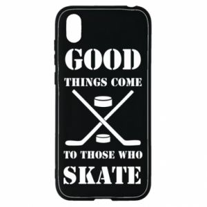 Huawei Y5 2019 Case Good skate