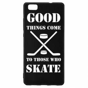 Huawei P8 Lite Case Good skate