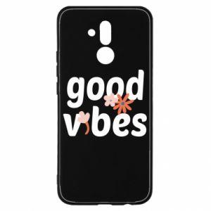 Etui na Huawei Mate 20 Lite Good vibes flowers