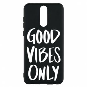 Etui na Huawei Mate 10 Lite GOOD VIBES ONLY