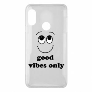 Mi A2 Lite Case Good  vibes only