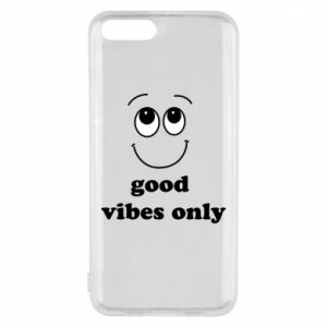 Xiaomi Mi6 Case Good  vibes only