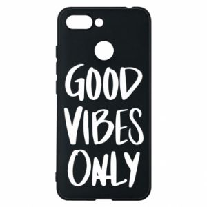 Xiaomi Redmi 6 Case GOOD VIBES ONLY