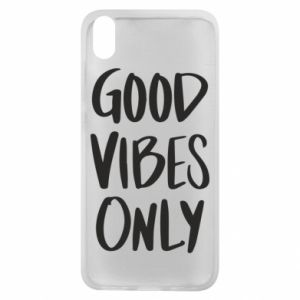 Etui na Xiaomi Redmi 7A GOOD VIBES ONLY